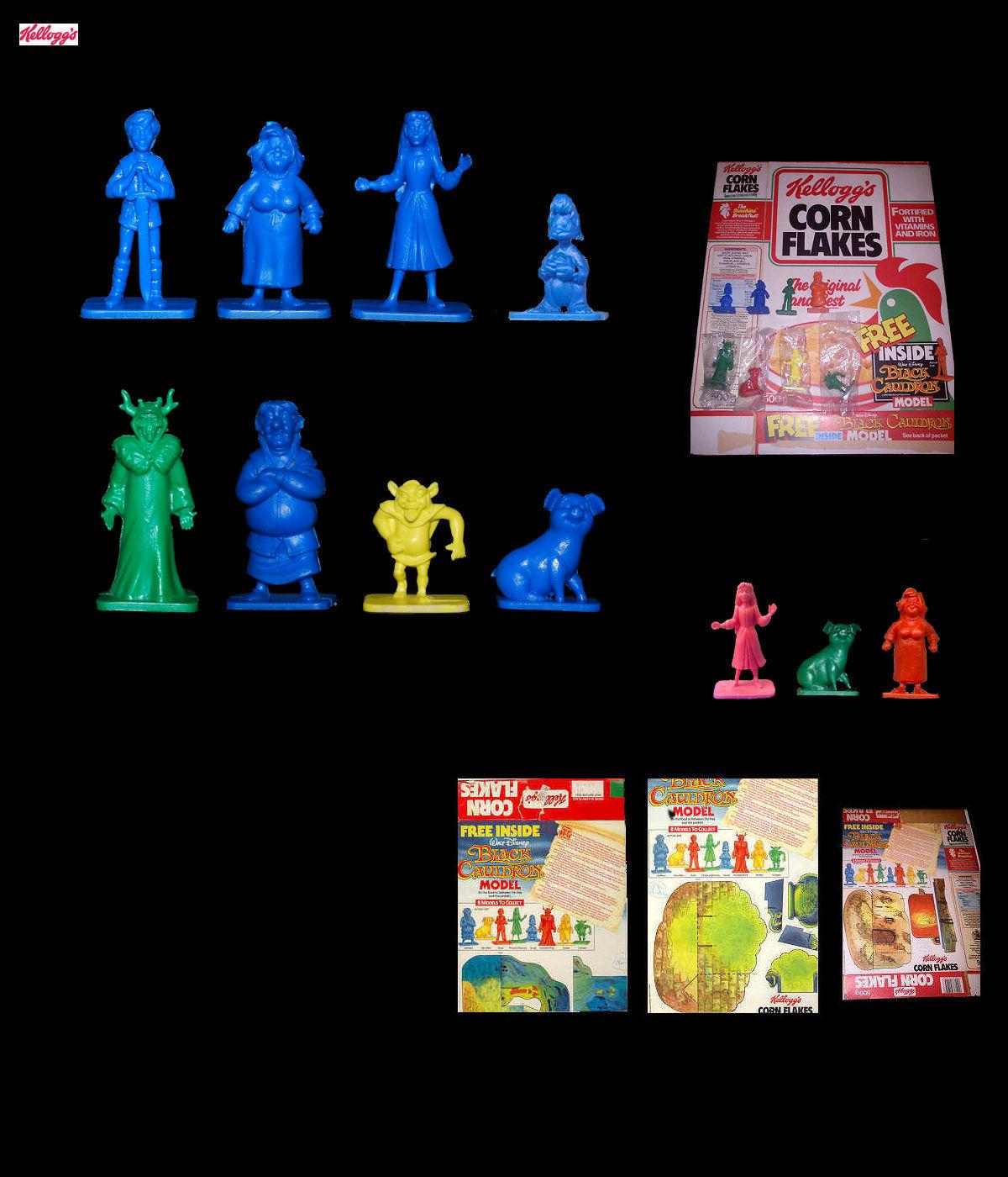 Taram et le Chaudron Magique (1986) Disney Taram