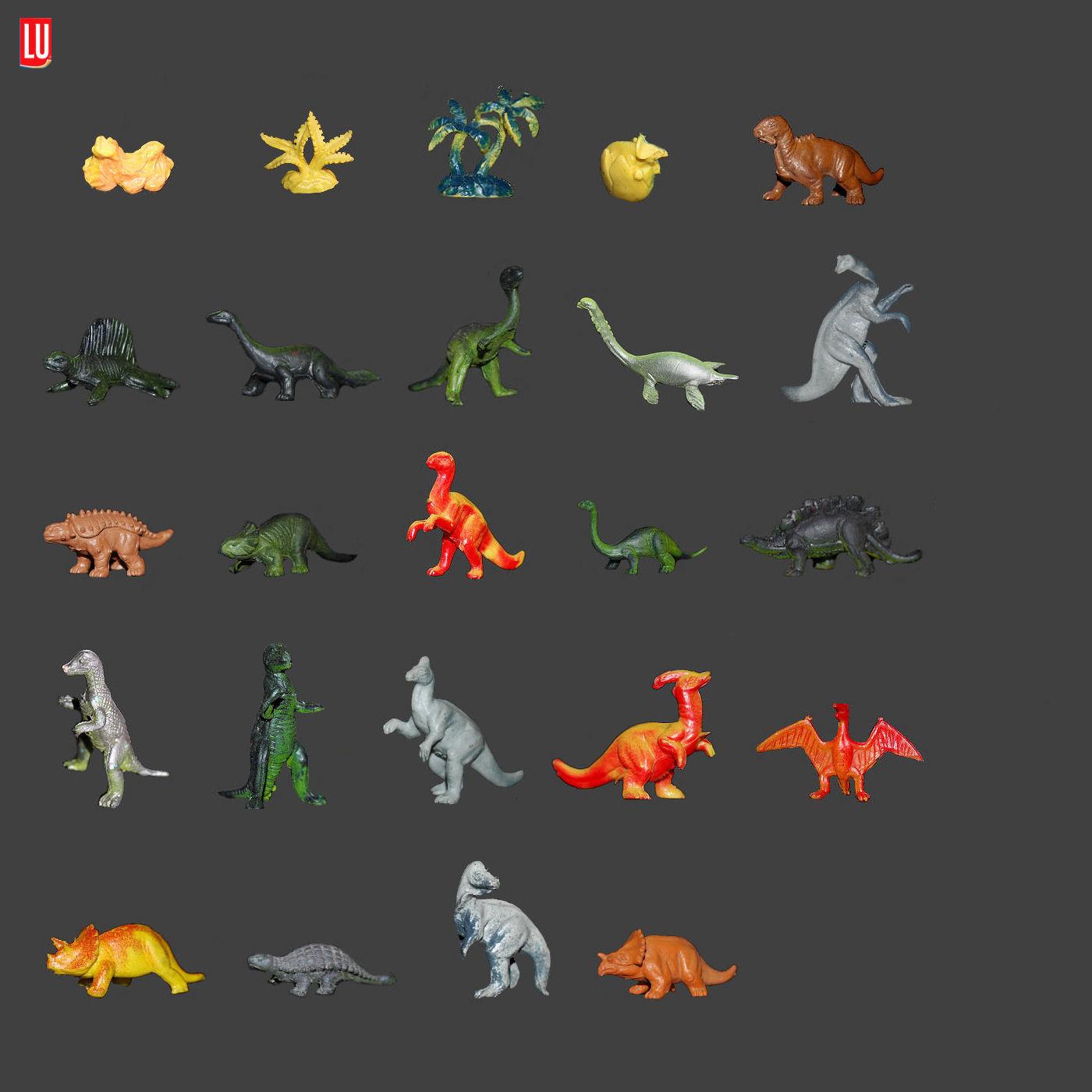 Dinosaures lu - Liste de dinosaures ...