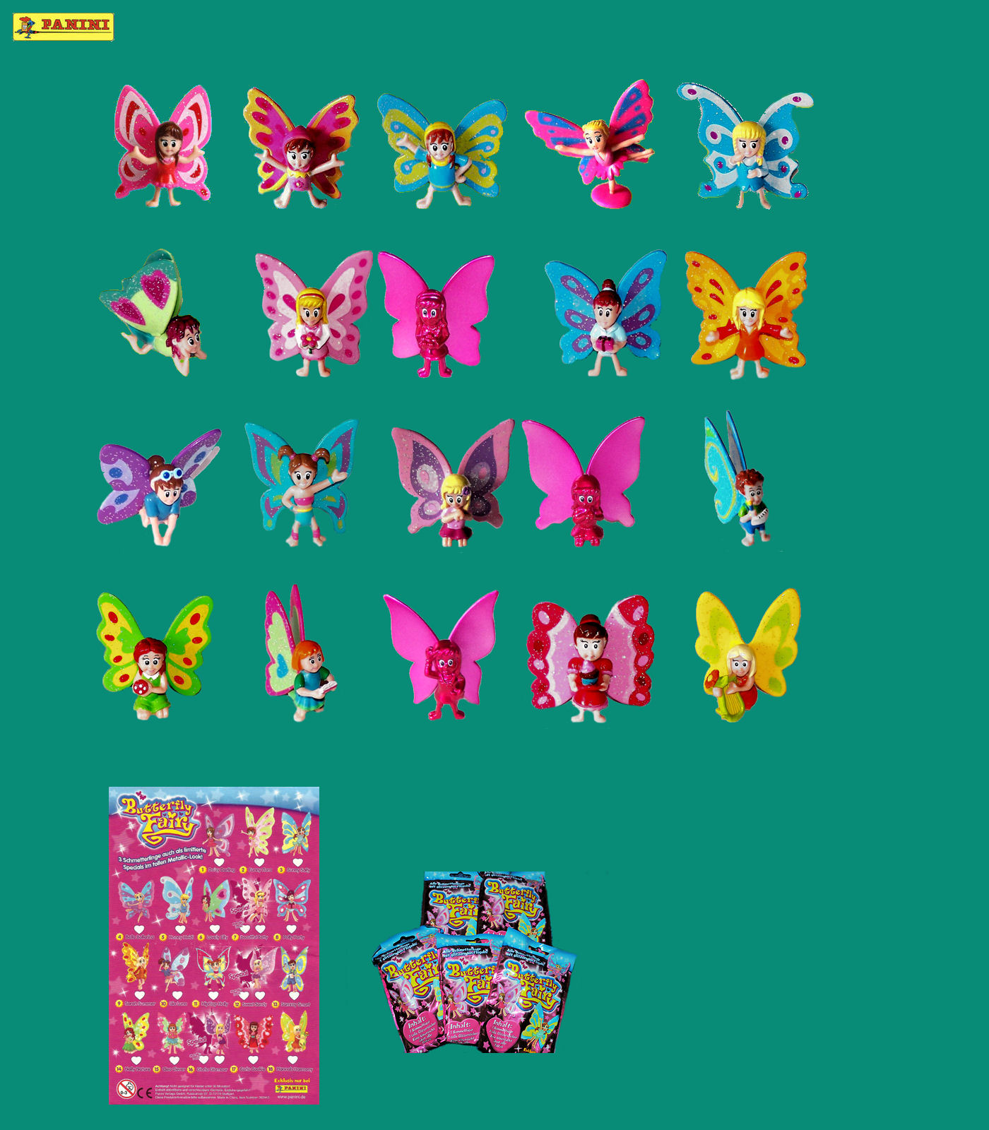 panini butterfly